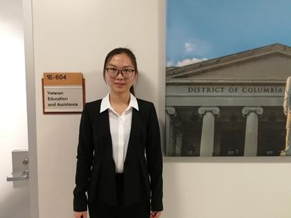 Jinmeng Li, Georgetown University