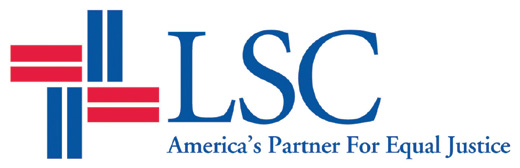 LSC  Amercia's Partner for Equal Justice
