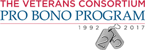 The Veterans Consortium Pro Bono Program 1992-2017