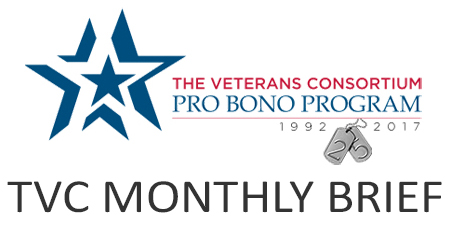 TVC Monthly Brief