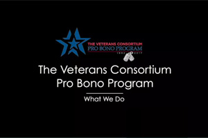 Video for Veterans Service Officers: What We Do